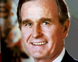 President George H.W. Bush died Nov. 30.