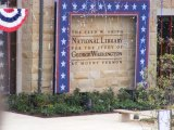 Washington's presidential library opens