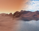 What happened to the red planet's water?