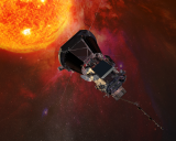 The Parker spacecraft will explore the sun.