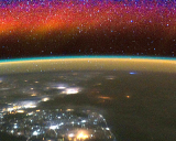 NASA will study the intermingling of space and Earth's atmosphere.