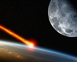 Can we deflect an asteroid?