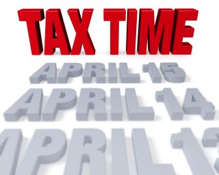 An anniversary that is about more than taxes