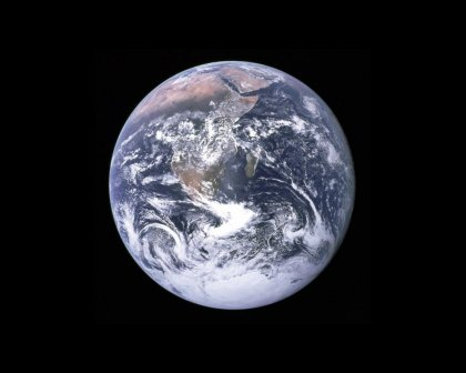 Will countries be able to stem greenhouse gases? Already, the impact of climate change is evident. Image: NASA.gov.
