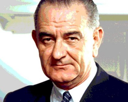 an analysis of materialism as per lyndon b johnson The path to power summary & study guide includes detailed chapter summaries and analysis, quotes this is a biography of lyndon b johnson.