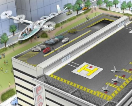 Will flying cars help us beat the traffic?
