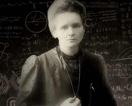 Marie Curie was the first woman to win a Nobel Prize.