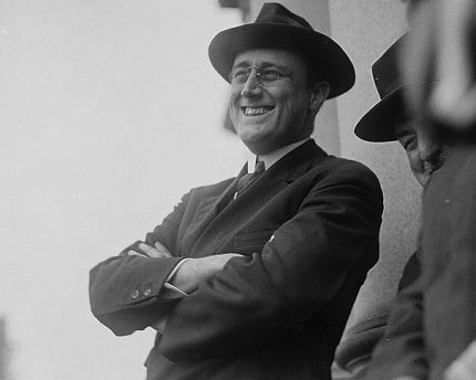 Franklin Roosevelt's record set an impossible benchmark.
