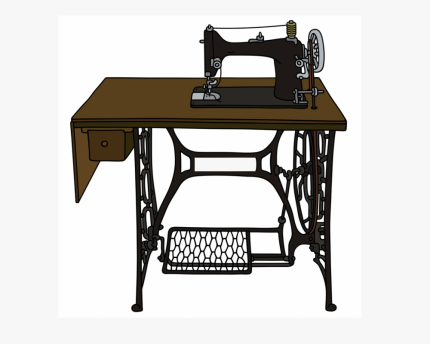 Patent sharing was used by sewing machine manufacturers.