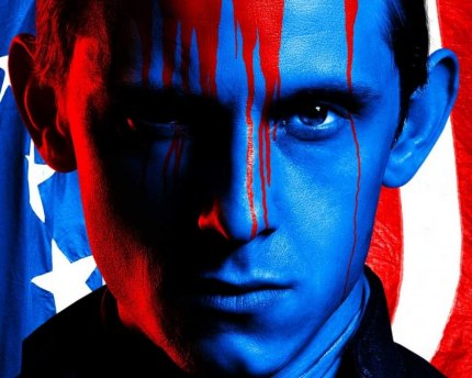Jamie Bell as the central character in Turn: Washington's Spies.
