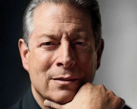 Al Gore, former vice president, launched the Climate Reality Project.