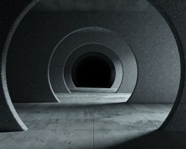 Experts say underground living would help the environment.